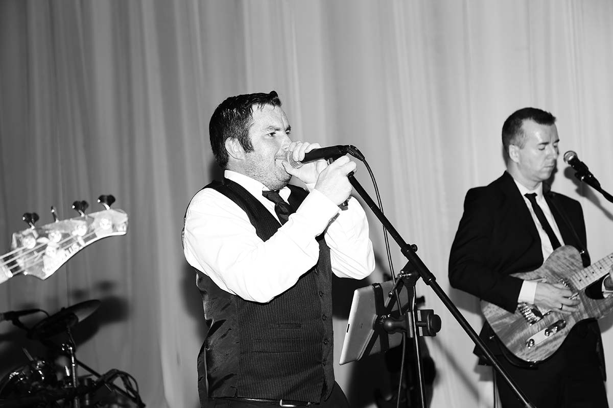 Live Wedding Band Slinky | Rock Pop and Indie Wedding Band | Performing at the Monastery for a Summerball 2.