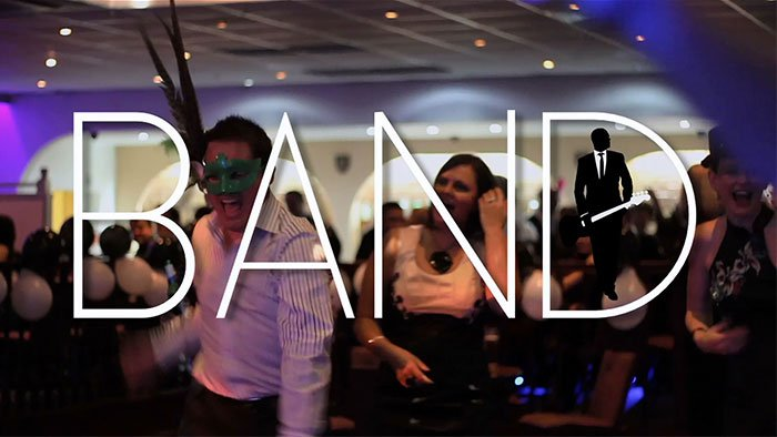 North West Wedding Band Slinky | Cheshire | Manchester | Wales | A premier function band that perform at venues and private events in the North West and across the UK.